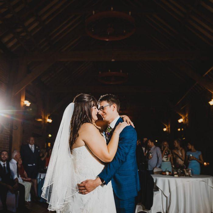 STUART AND EMILY - HUNTERS HALL WEDDING