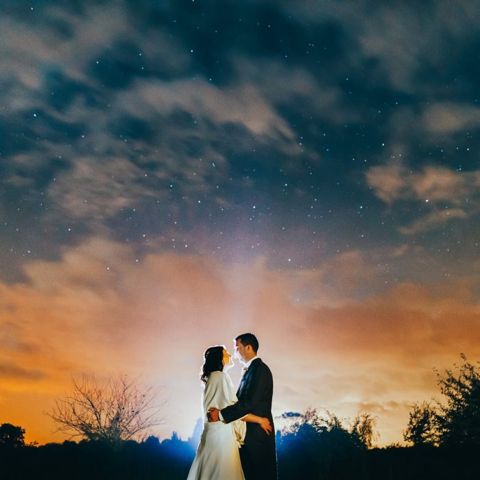 RACHAEL AND CLIVE ELMS BARN WEDDING