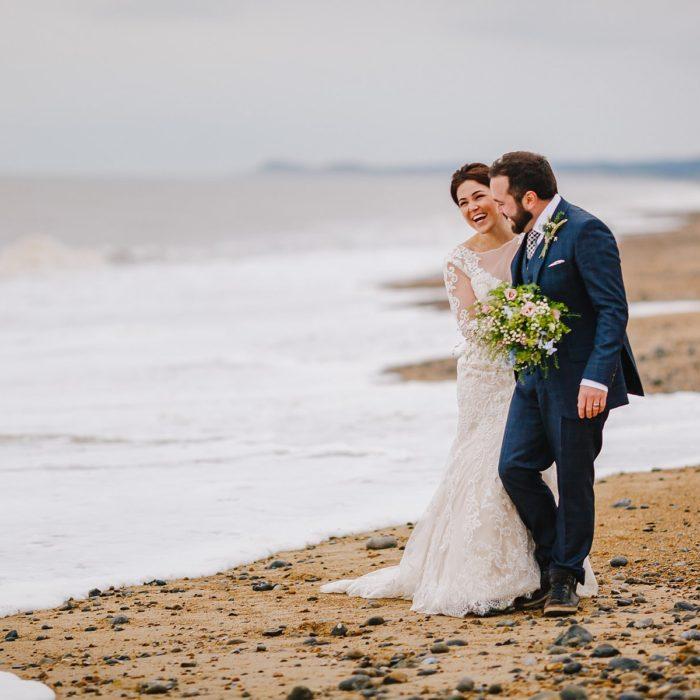 HANNAH & PETER CLEY WINDMILL WEDDING - NORFOLK WEDDING PHOTOGRAPHER