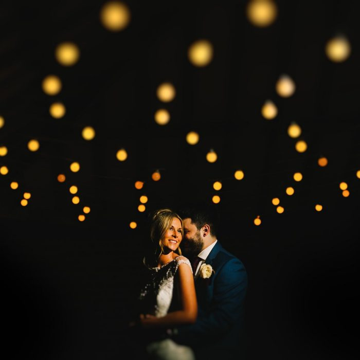 HOLLIE AND MICHAEL - WHITE DOVE BARN WEDDING