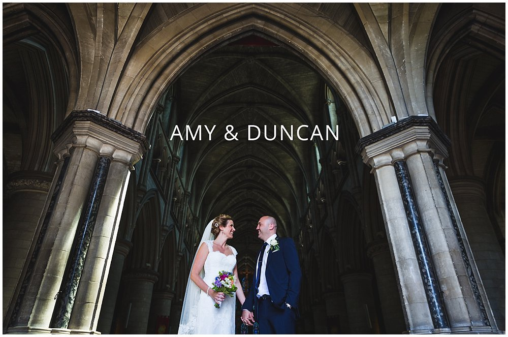 AMY AND DUNCAN NORWICH CATHEDRAL AND THE BOATHOUSE WEDDING - NORWICH AND NORFOLK WEDDING PHOTOGRAPHER